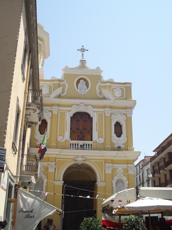 Chiesa del Carmine di Sorrento