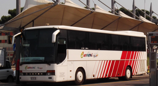 Autobus Napoli Sorrento