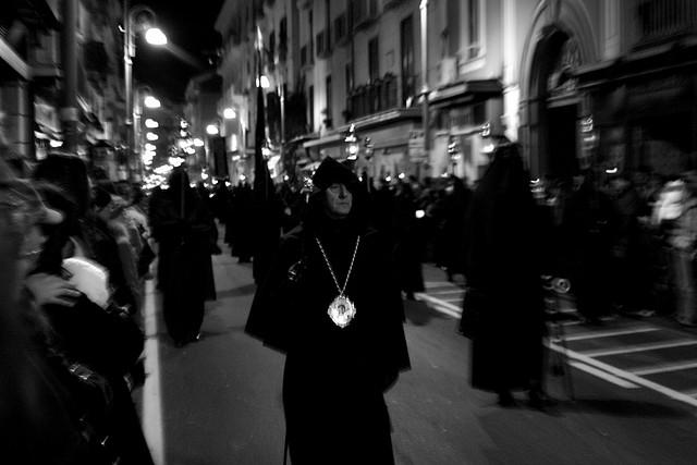 Le Processioni della Settimana Santa a Sorrento