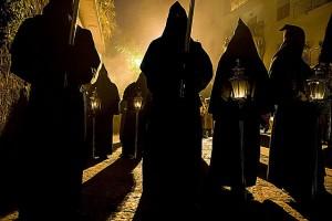 La Processione Nera della Settimana Santa a Sorrento