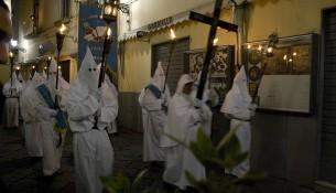 Processione del Venerdì Santo a Sorrento