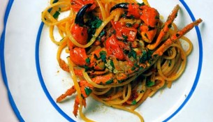 Linguine al rancio fellone