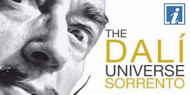 Salvador Dalì a Sorrento