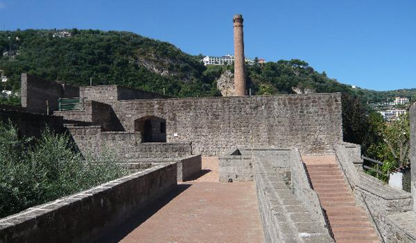 Antiche mura di Sorrento