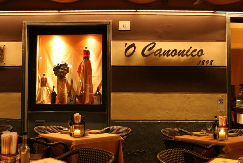 Ristorante O' Canonico - Sorrento