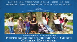 Peterborough Children's Choir