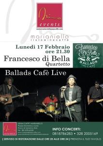 Francesco Di Bella - Balland Cafè