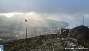 Vico Equense - Sorrento - Monte Faito