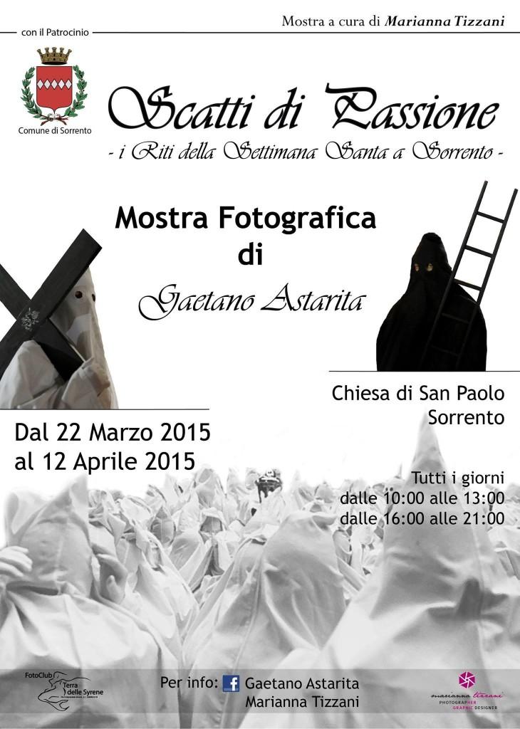 Mostra fotografica scatti di passione 2015