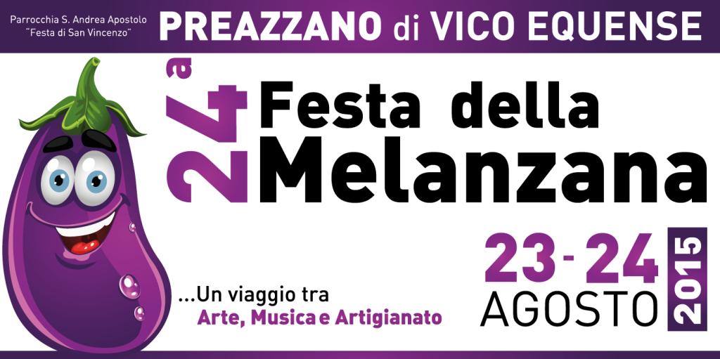 Sagra della melanzana a Preazzano di Vico Equense 2015