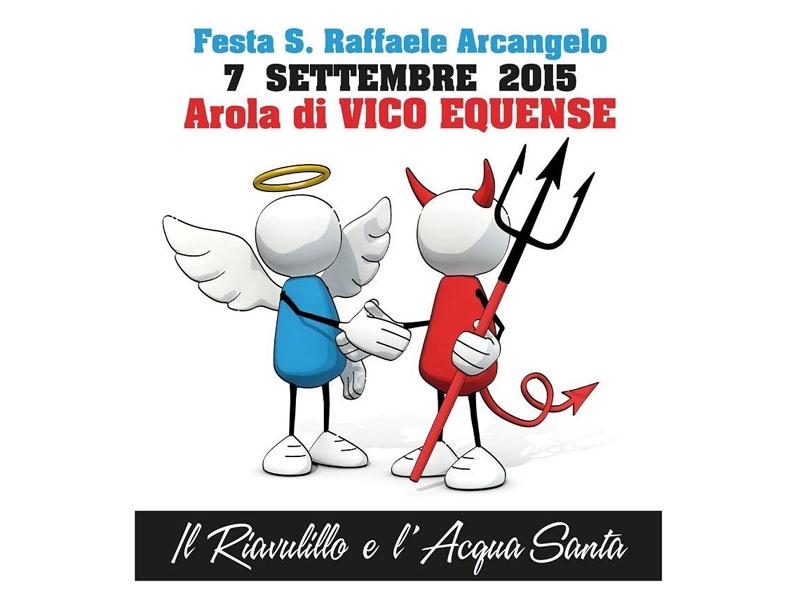 Il Riavulillo e l'Acqua Santa 2015