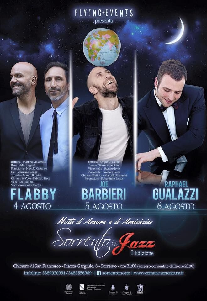 Sorrento in jazz 2015
