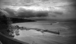 Il porto di Sorrento ad Ottobre
