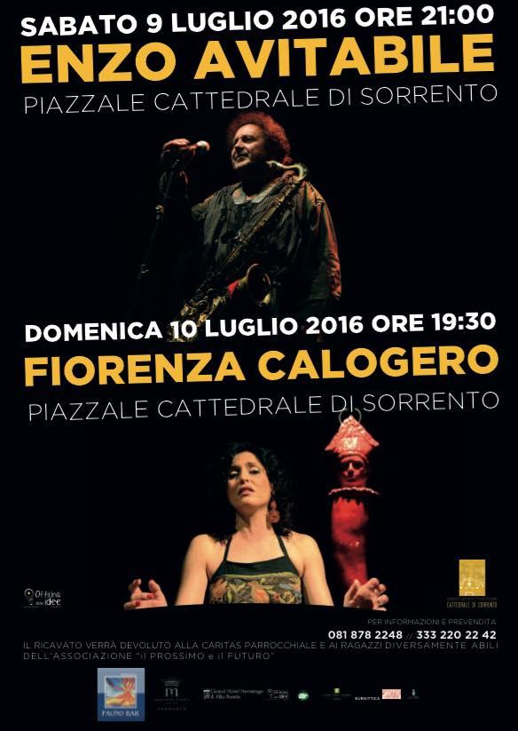 Eventi Cattedrale di Sorrento 2016