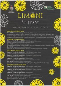 Limoni in festa 2016 - Massa Lubrense