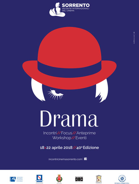Incontri Internazionali del Cinema Sorrento Aprile 2018