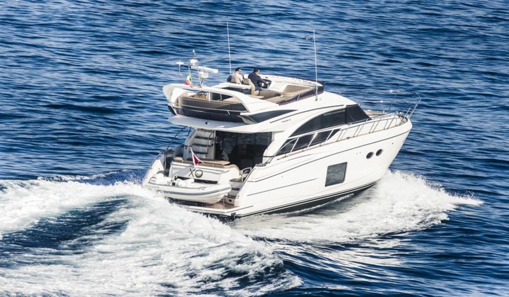 Restart Boat Sorrento