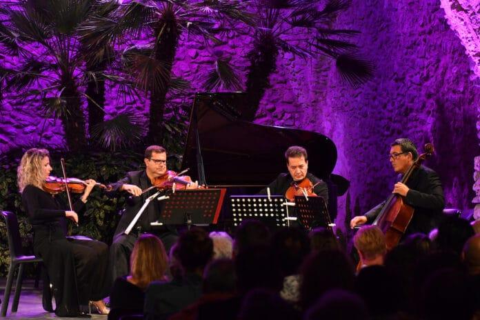 Quartetto al Ravello Festival