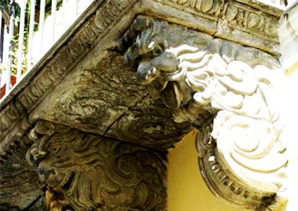 Decorazioni Balcone